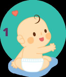 дитячі креми